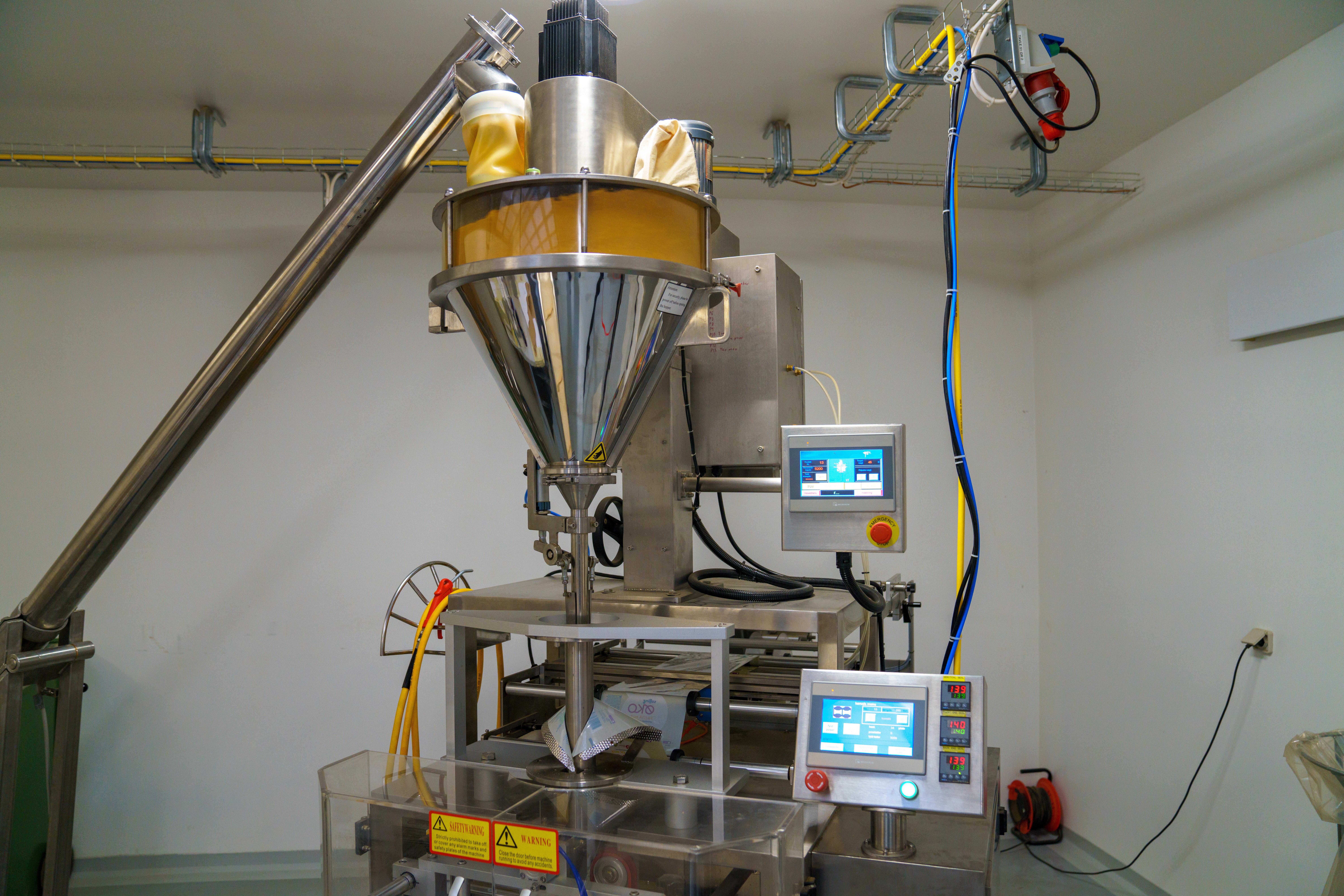 Karlsens produktionsmaskine